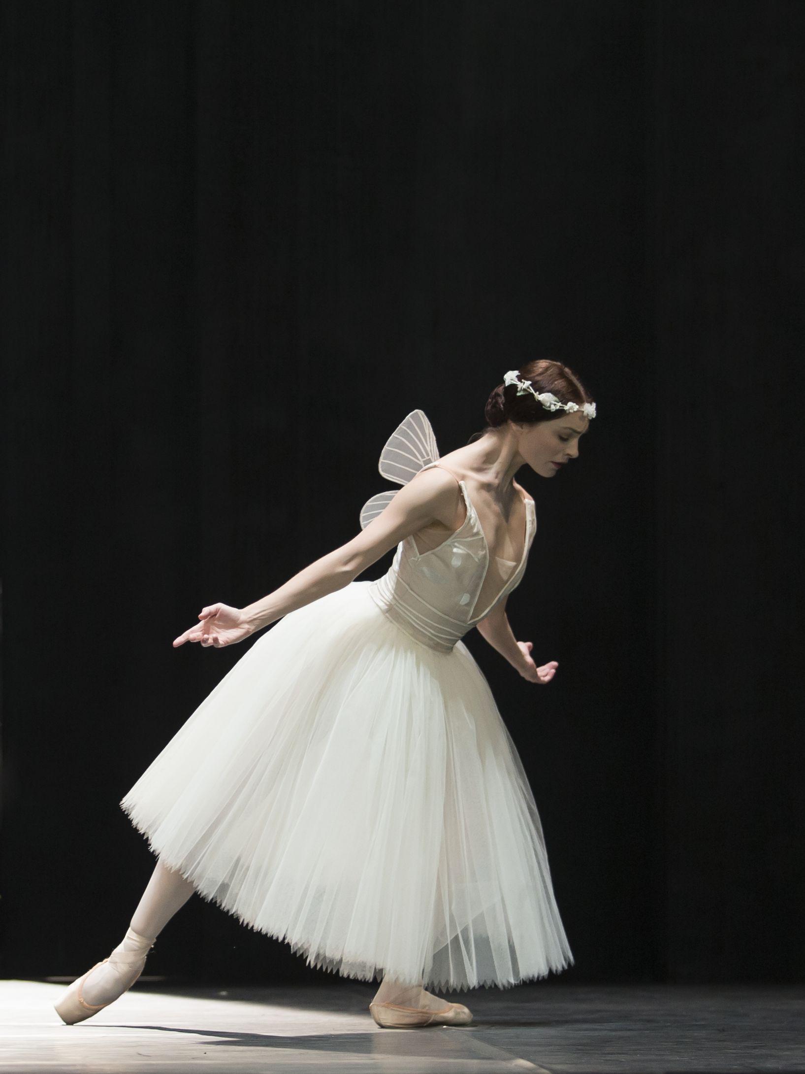 Amy Watson, Sylfiden, Den Kgl. Ballet, Nikolaj Hübbe