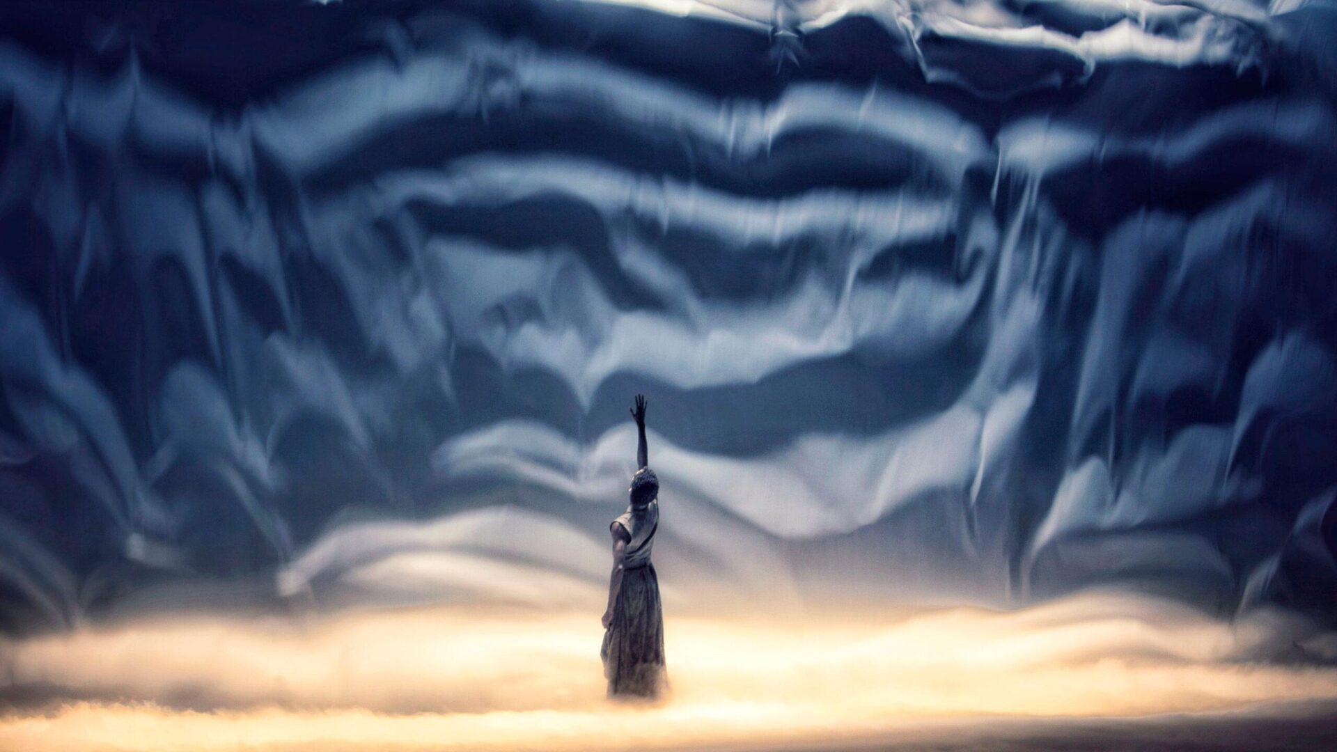 Sebastian Haynes i Oliver Starpovs Beginning and Ending. Den Kgl. Ballet.