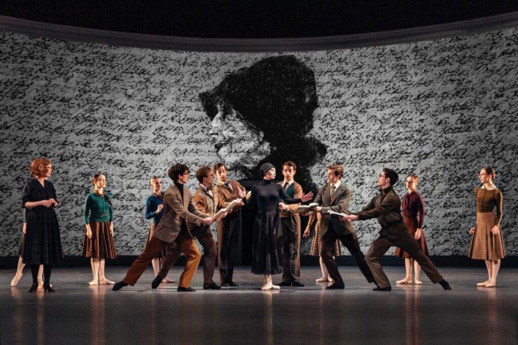 Blixen - ballet af Gregory Dean