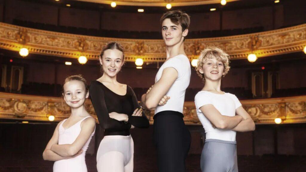 TV2 - Barn af Balletten