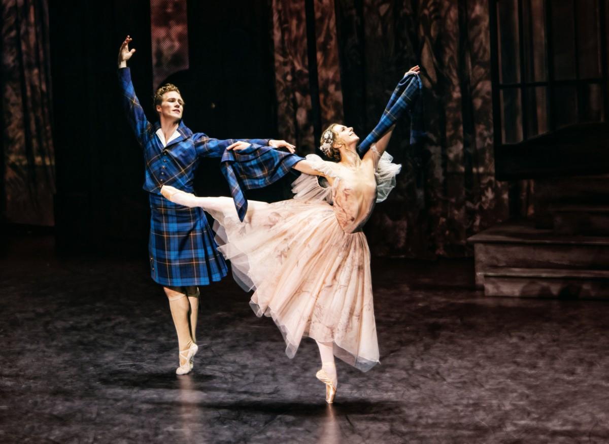 Sylfiden, Den Kgl. Ballet