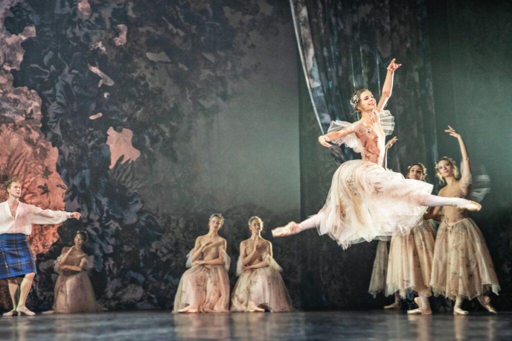 Sylfiden, Nikolaj Hübbe, Den Kgl. Ballet